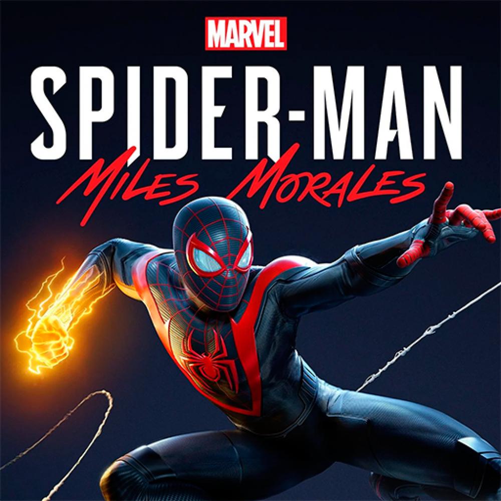 Аренда Spider-Man: Miles Morales PS4