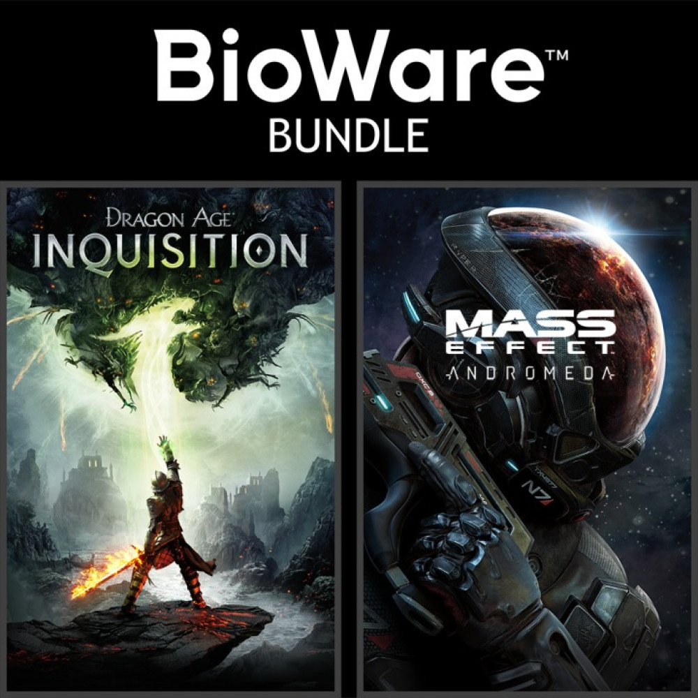 Rent Dragon Age: Inquisition + Mass Effect: Andromeda (All DLC) for PS4