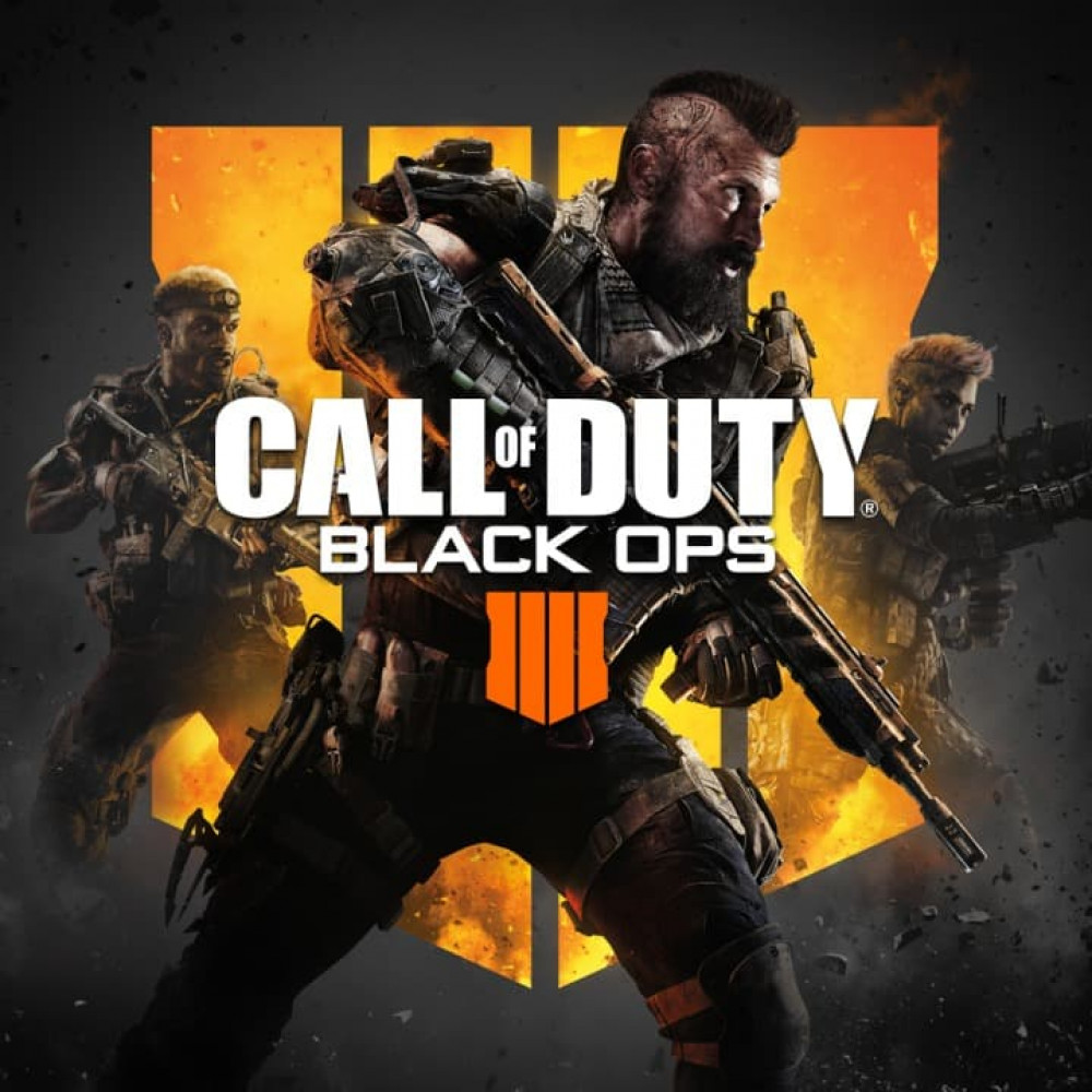 Rent Call of Duty: Black Ops 4 for PS4