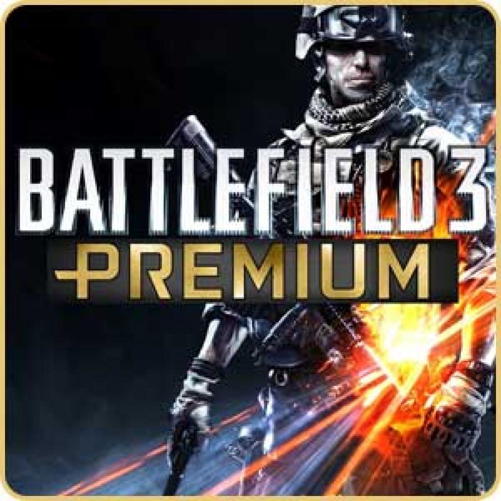 Battlefield 3 Premium - Все 5 Дополнений (RU+EU+US)