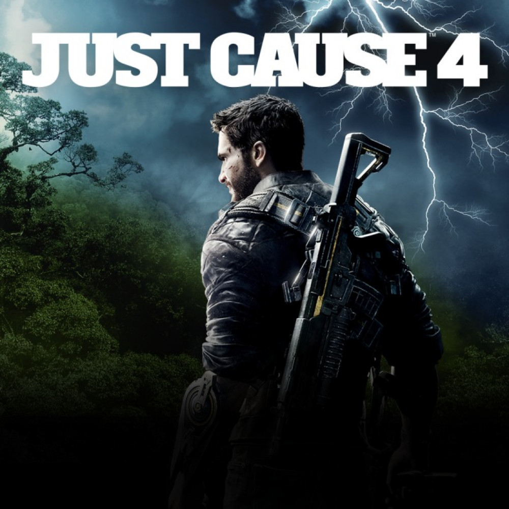Rent Just Cause 4  for PS4