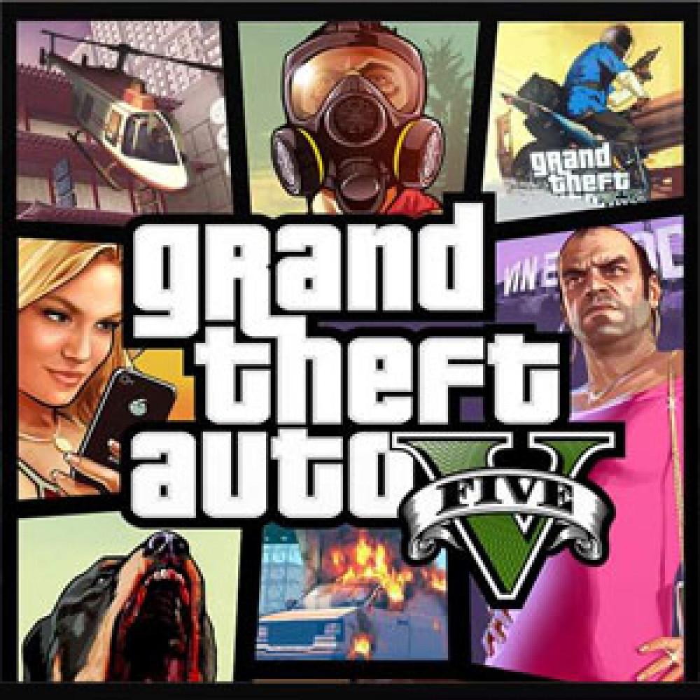 GTA 5 (Grand Theft Auto V) на ПК