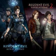 Аренда Resident Evil Revelations 1 & 2 Bundle для PS4