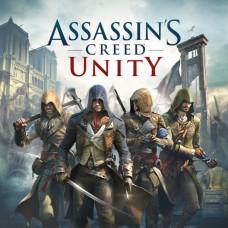 Аренда Assassin's Creed Unity (Единство)  для PS4