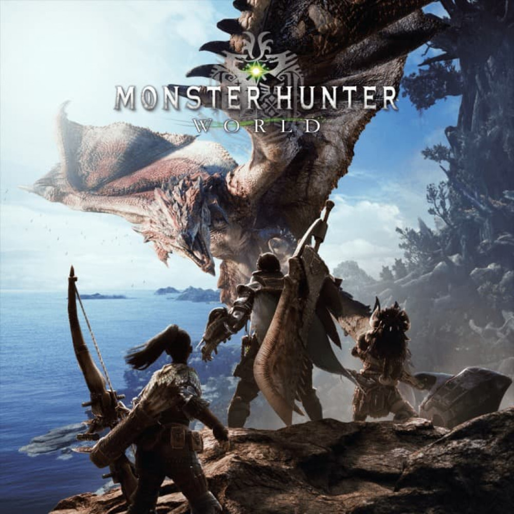 Rent Monster Hunter: World for PS4