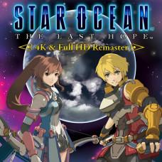 Аренда Star Ocean: The Last Hope Remaster (ENG) для PS4