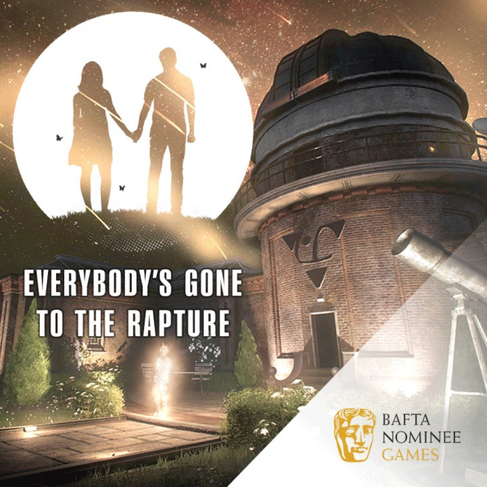 Rent Everybody's Gone to the Rapture for PS4