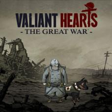 Аренда Valiant Hearts: The Great War для PS4