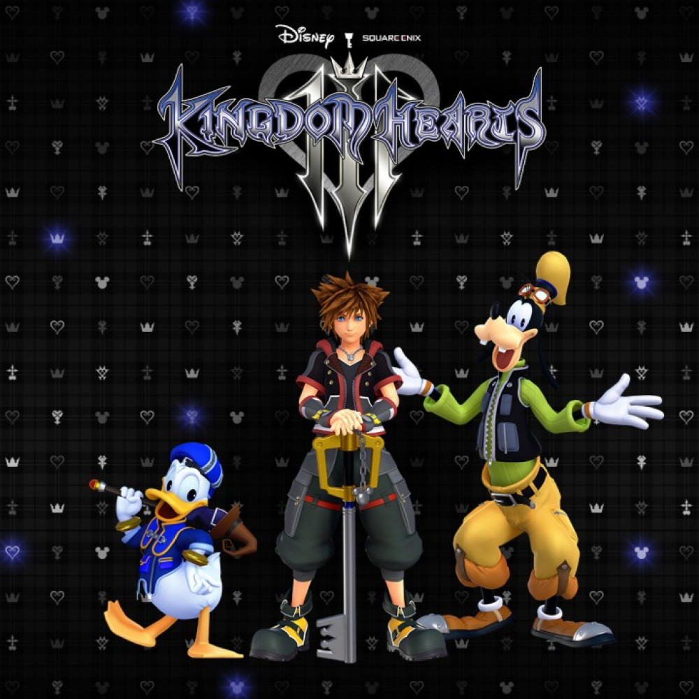 Rent KINGDOM HEARTS III for PS4