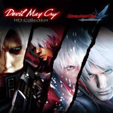 Аренда Devil May Cry HD Collection & 4SE Bundle для PS4