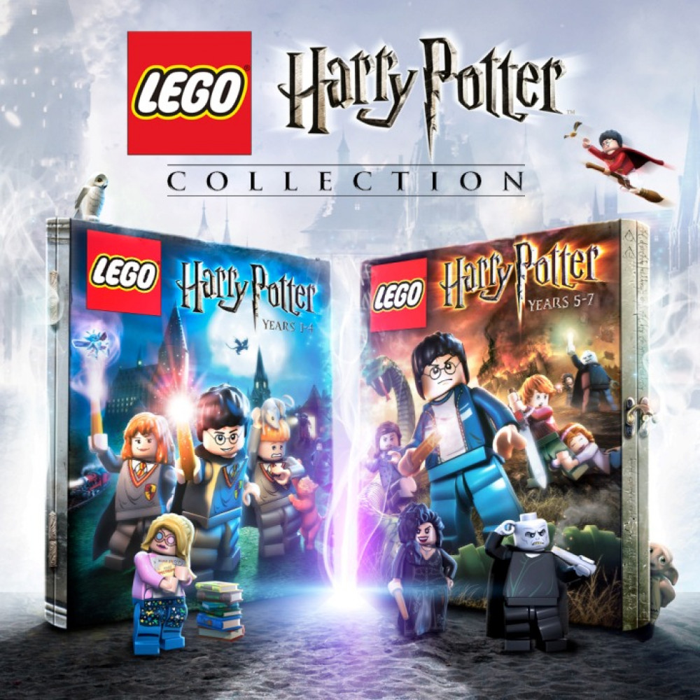 Rent LEGO Harry Potter for PS4