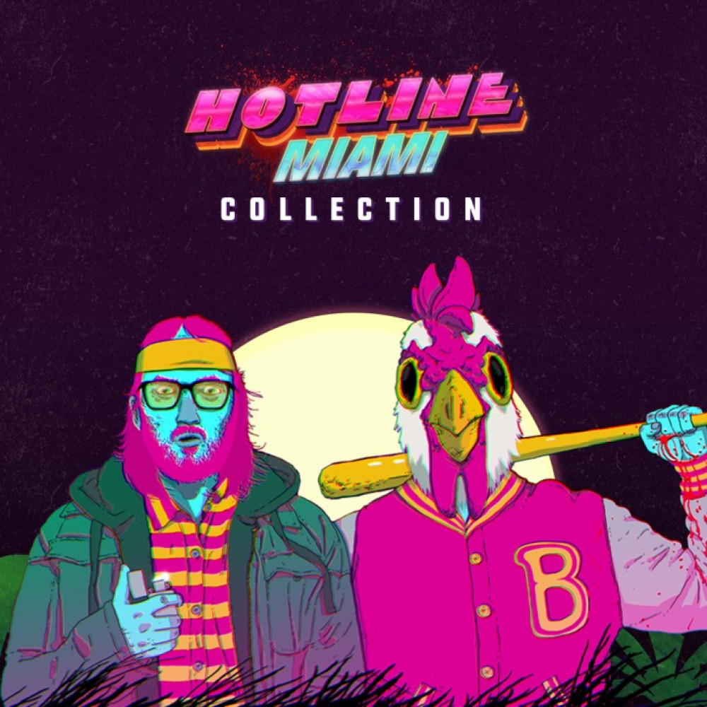 Rent Hotline Miami Collection for PS4
