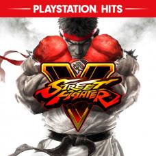 Аренда Street Fighter V для PS4