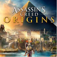 Assassin's Creed Origins (Истоки) для PlayStation 4