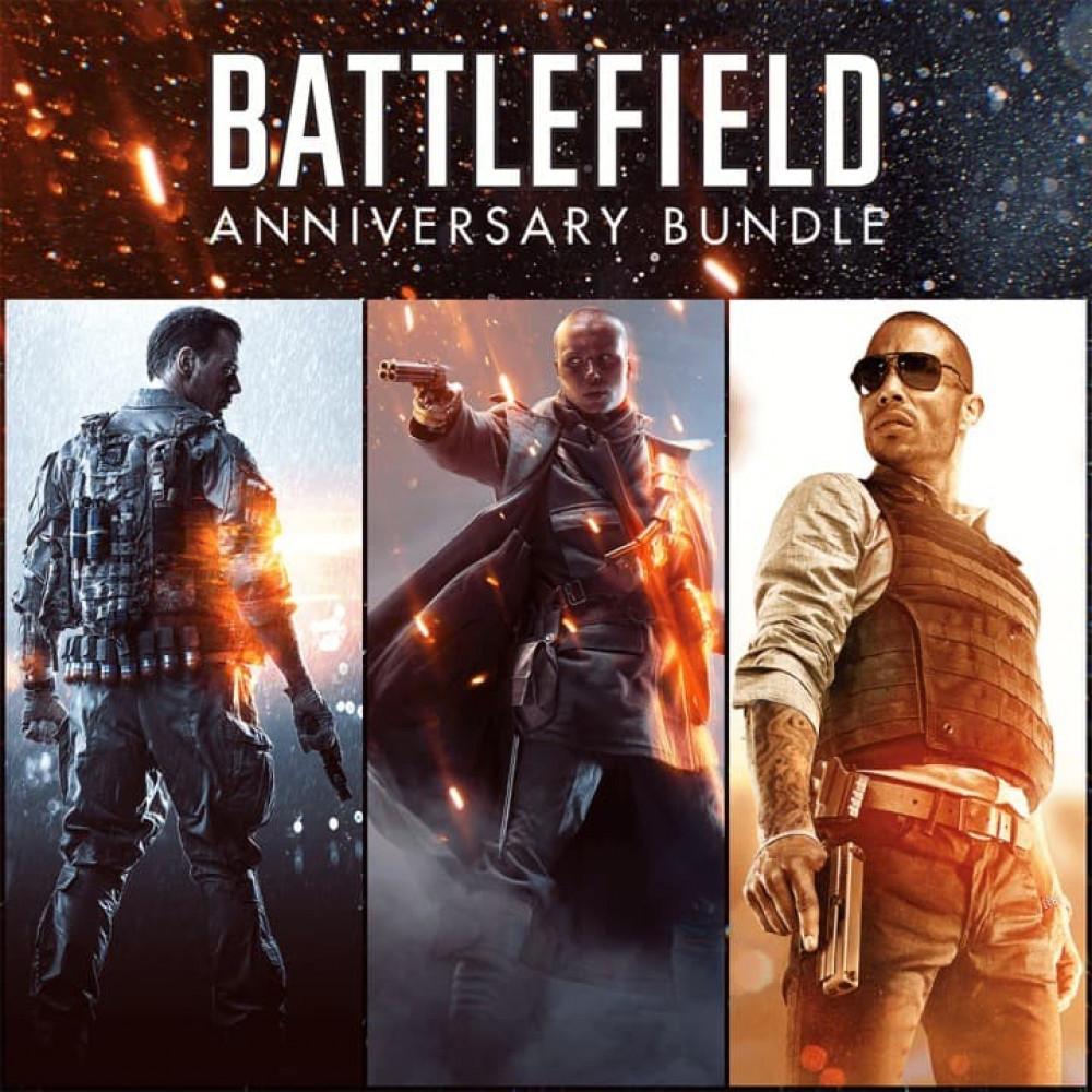 Rent Battlefield набор 3 в 1 for PS4