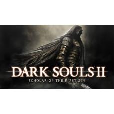 Dark Souls II: Scholar of the First Sin для PlayStation 4