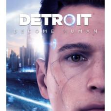 Издание Digital Deluxe игры Detroit: Стать человеком + Heavy Rain для PlayStation 4