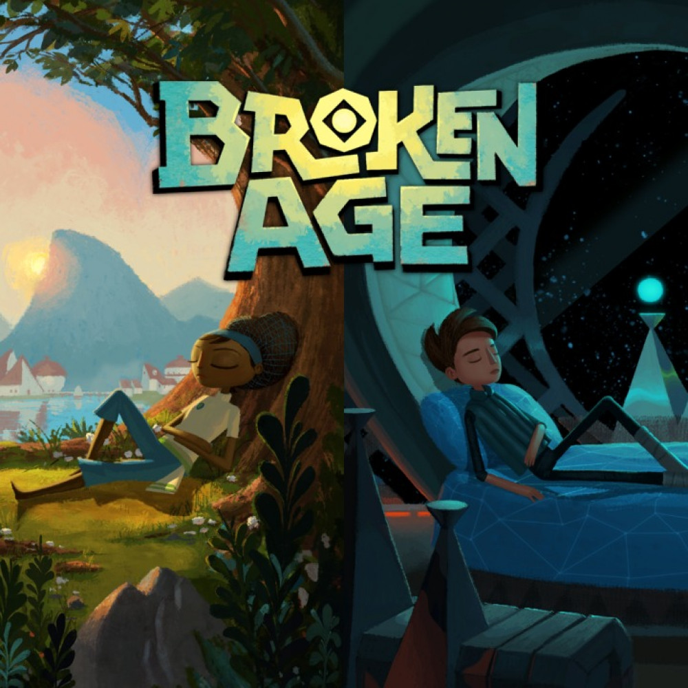 Rent Broken Age for PS4
