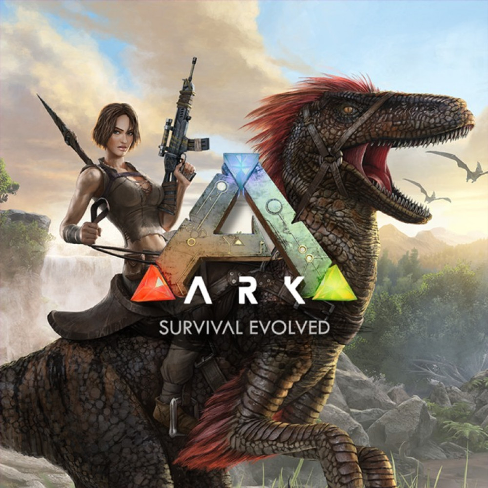 Rent ARK: Survival Evolved - Founder's Edition for PS4