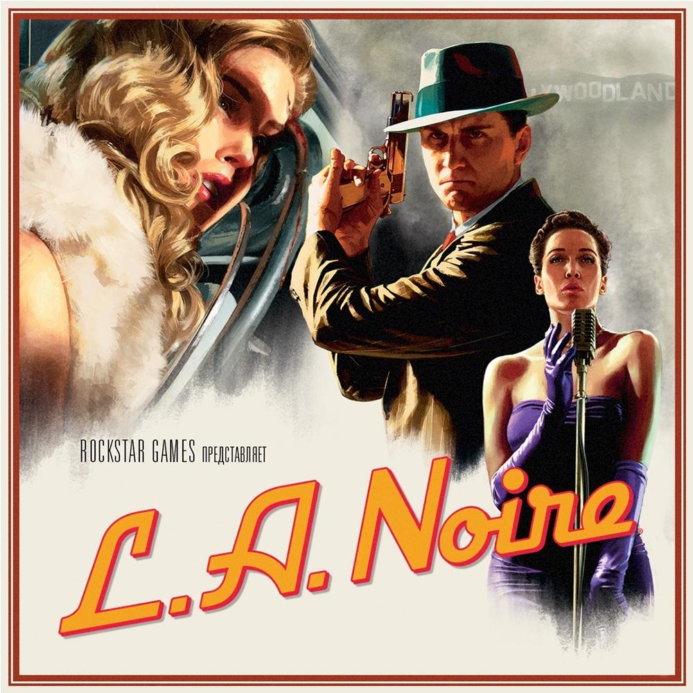 Rent L.A. Noire for PS4