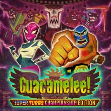 Аренда Guacamelee! Super Turbo Championship Edition для PS4