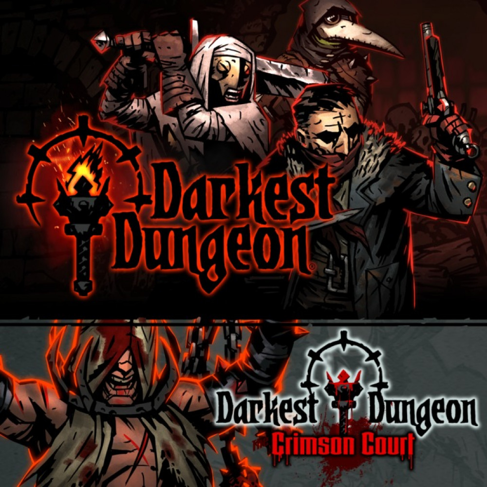 Rent Darkest Dungeon: Crimson Edition for PS4