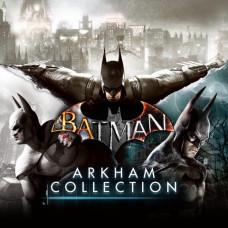 Аренда Batman Arkham: набор 3 в 1 для PS4
