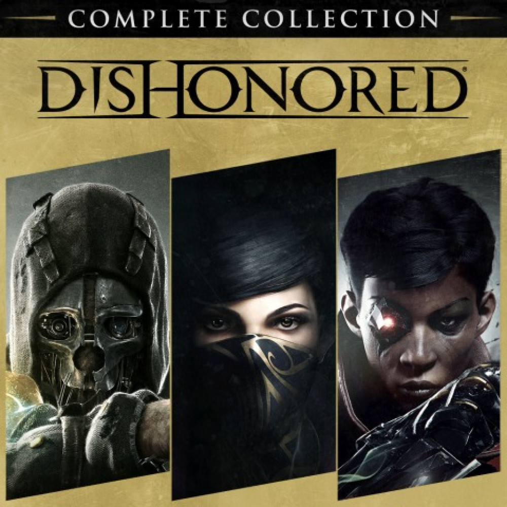 Rent Dishonored - 3 in 1 for PS4
