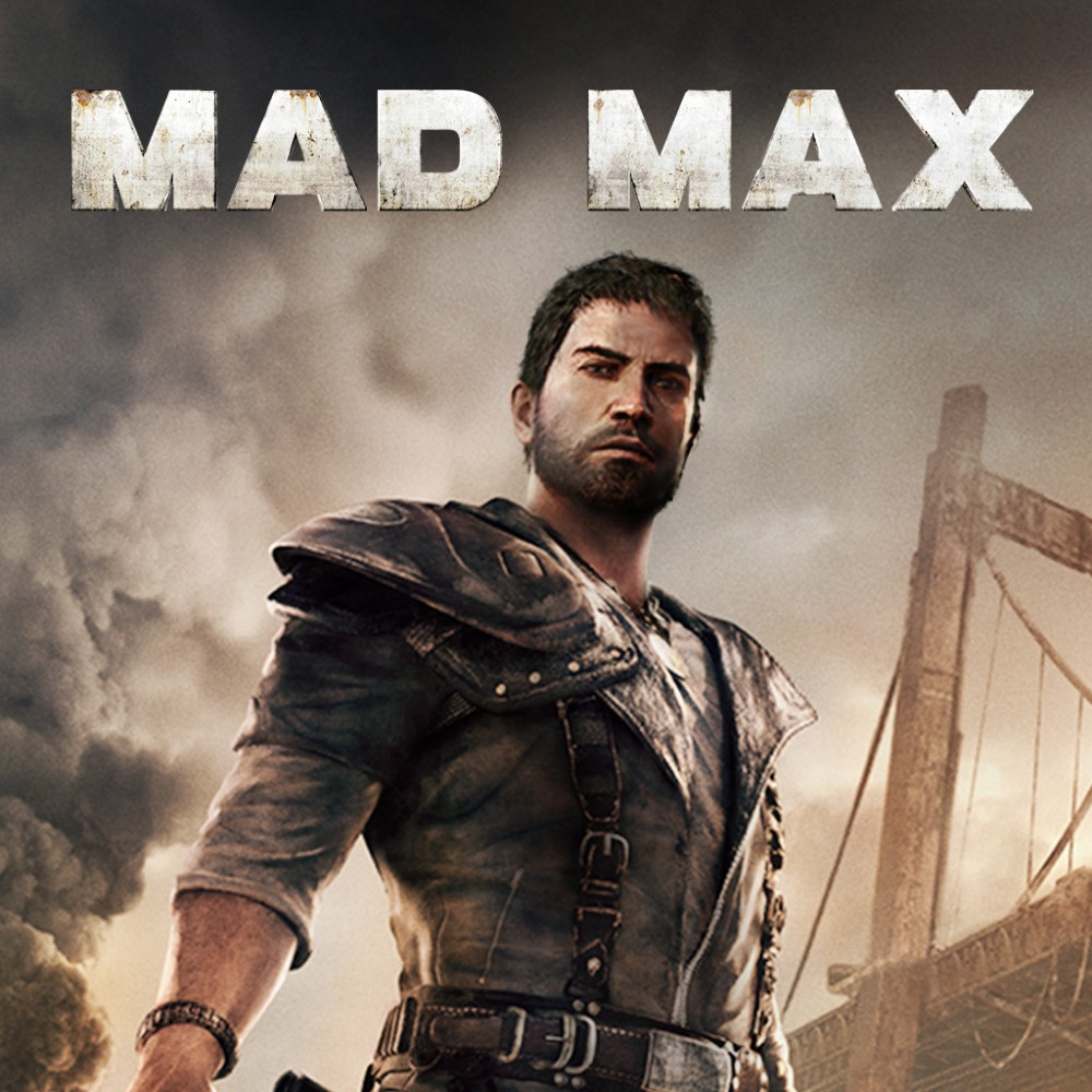 Rent Mad Max for PS4