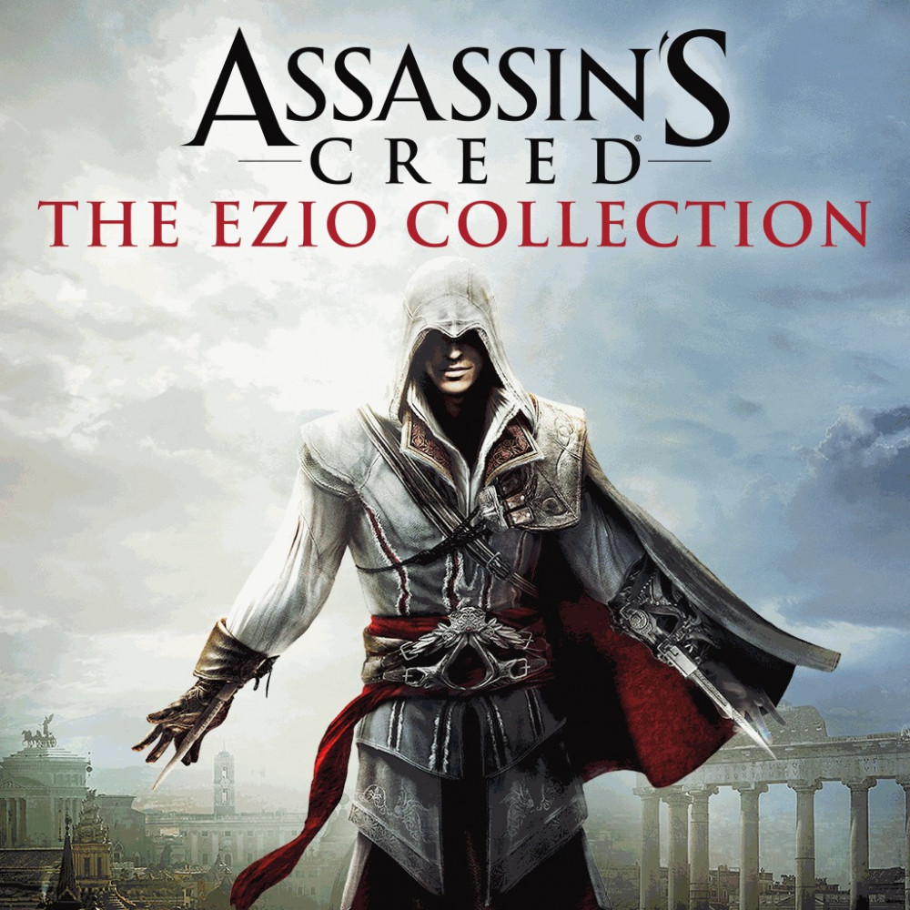 Rent Assassin's Creed The Ezio Collection for PS4