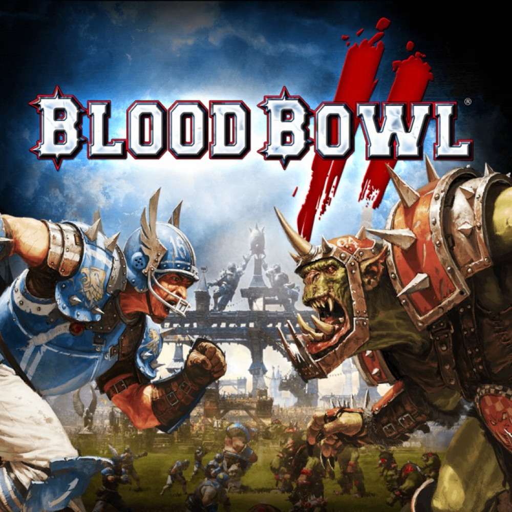 Rent Blood Bowl 2 for PS4