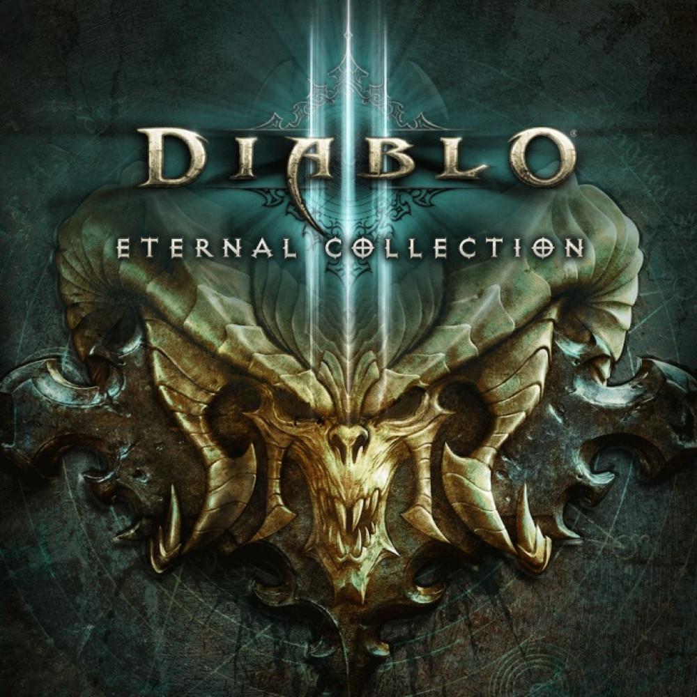 Rent Diablo III: Eternal Collection for PS4