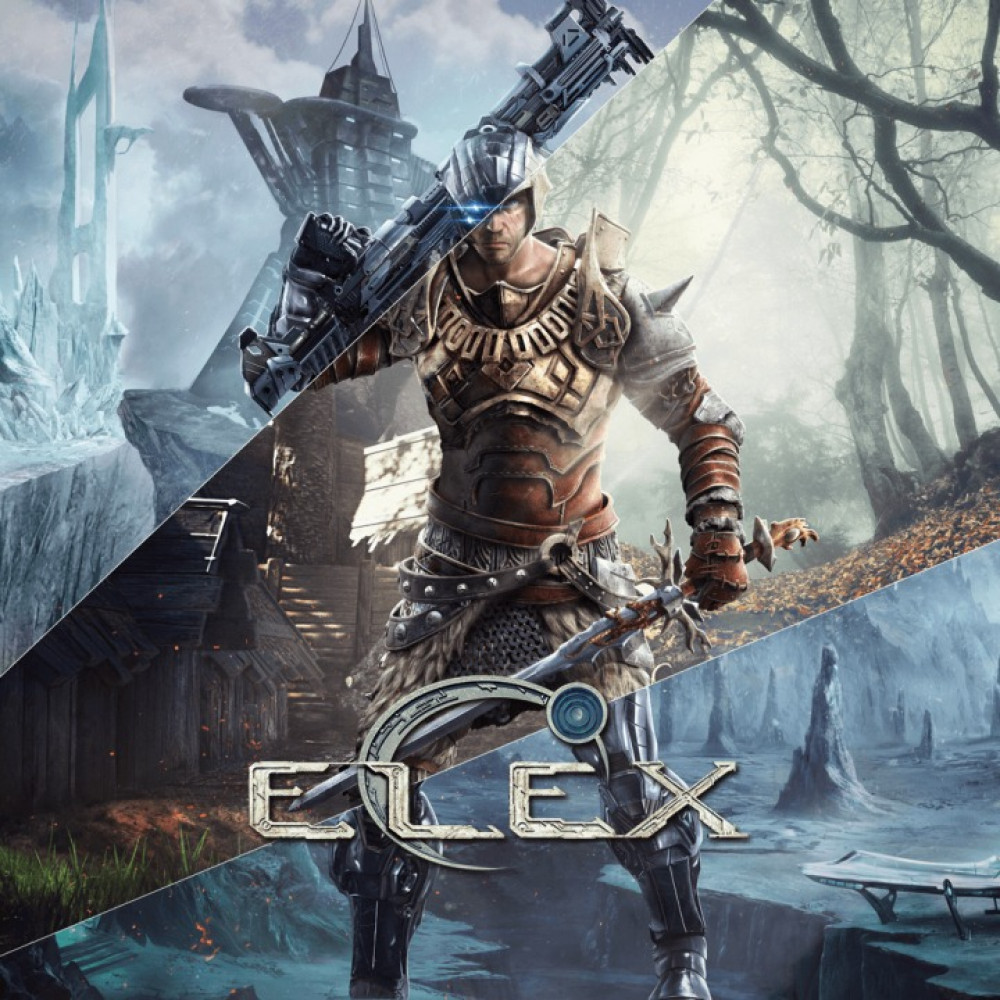 Rent ELEX for PS4