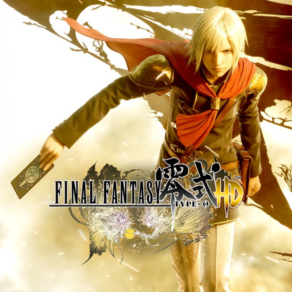 Rent Final Fantasy Type-0 HD (ENG) for PS4