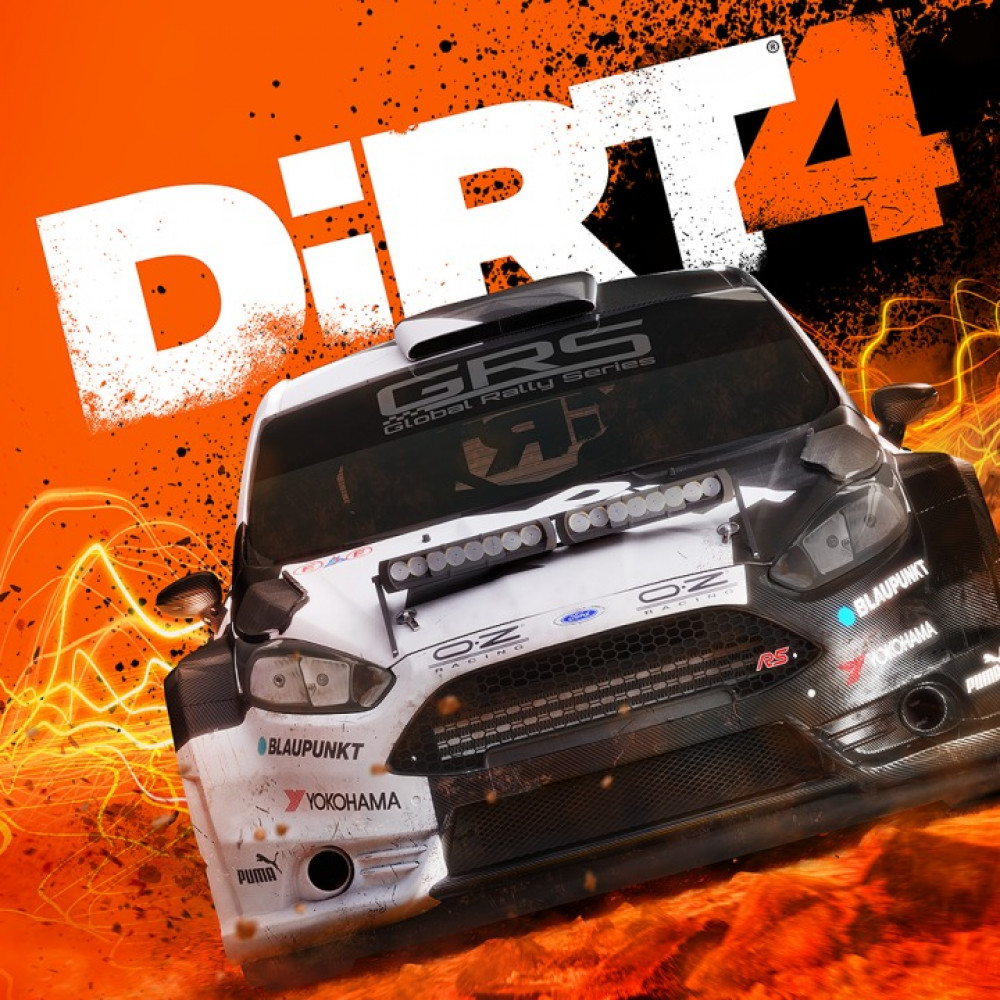 Rent DiRT 4 (ENG) for PS4