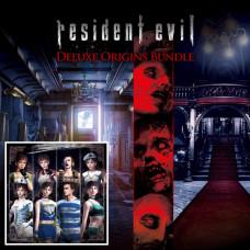 Аренда Resident Evil: Deluxe Origins Bundle для PS4