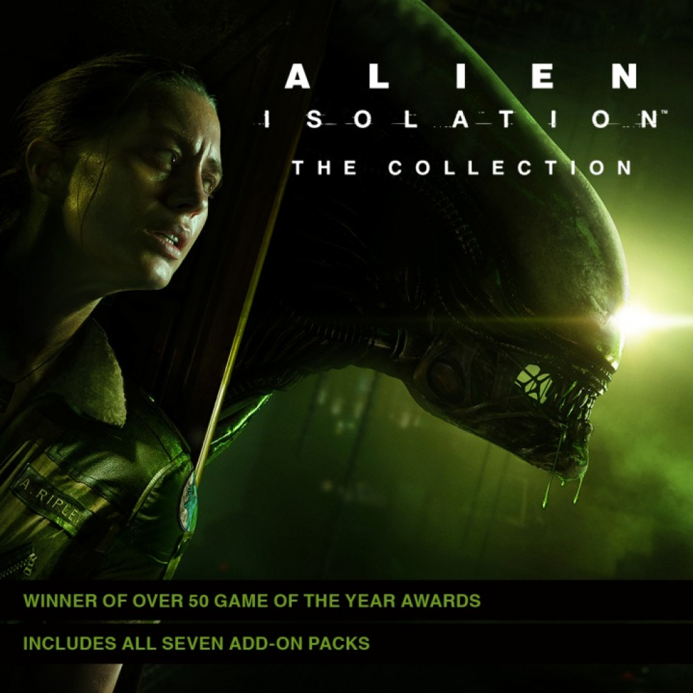 Rent Alien: Isolation - Collection for PS4