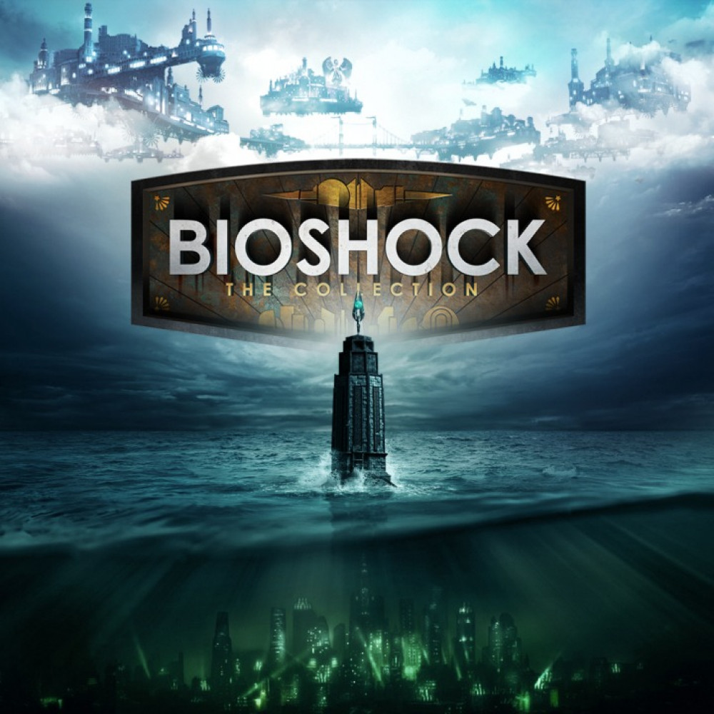 Rent BioShock: The Collection  for PS4