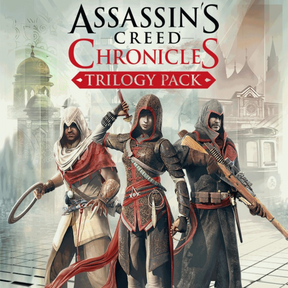 Rent Assassin's Creed Chronicles Trilogy for PS4