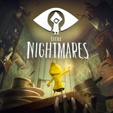 Аренда Little Nightmares (Все DLC) для PS4