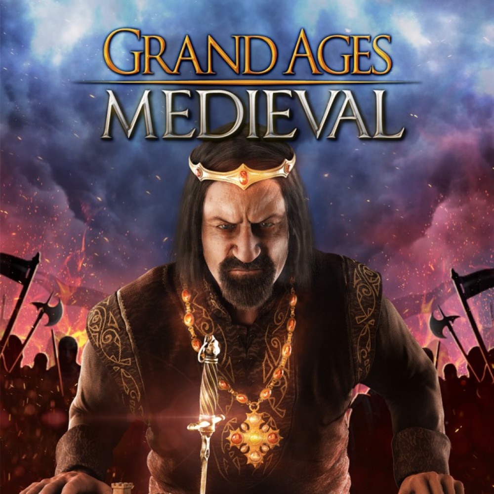 Rent Grand Ages: Medieval for PS4