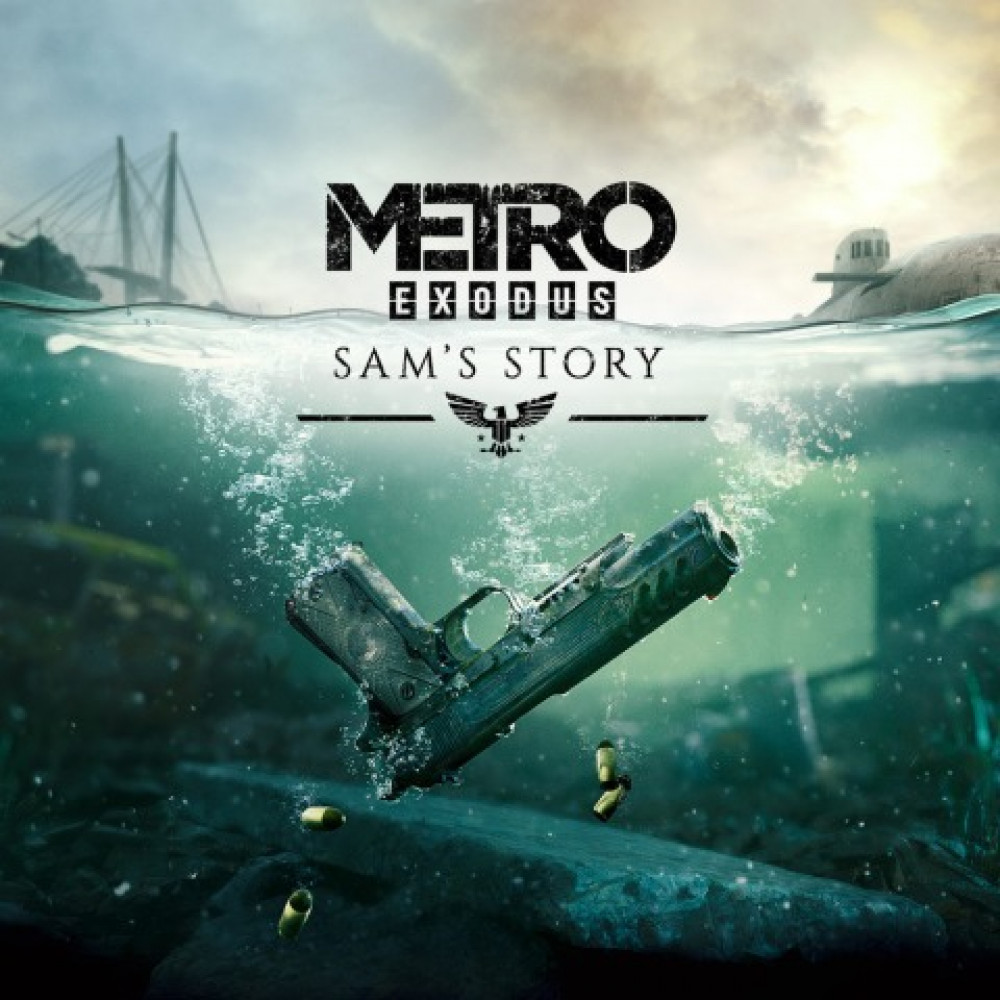 Rent METRO EXODUS: Sam's Story for PS4