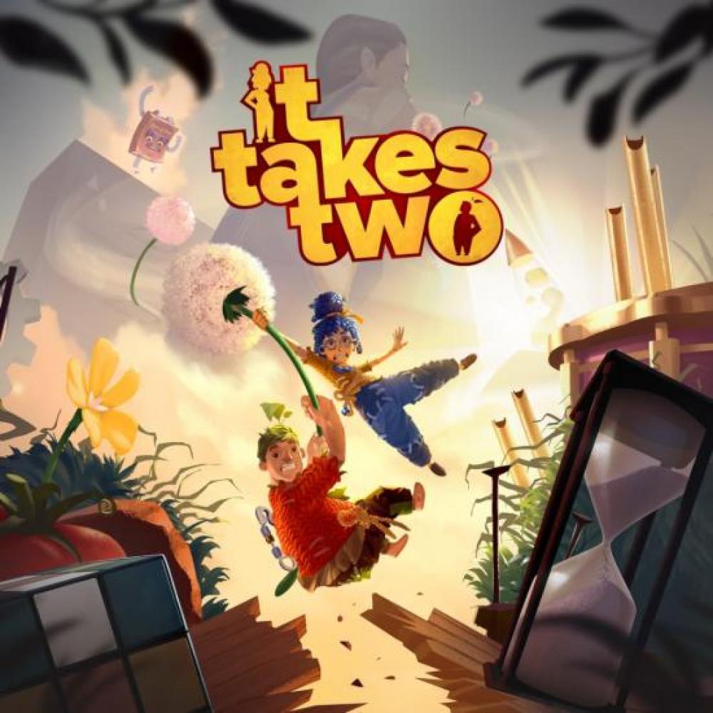 It Takes Two для PlayStation 5