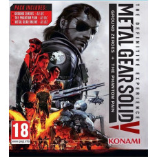 Metal Gear Solid V: The Definitive Experience для PlayStation 4