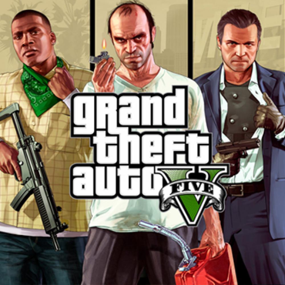 Rent Grand Theft Auto V (gta5) for PS4
