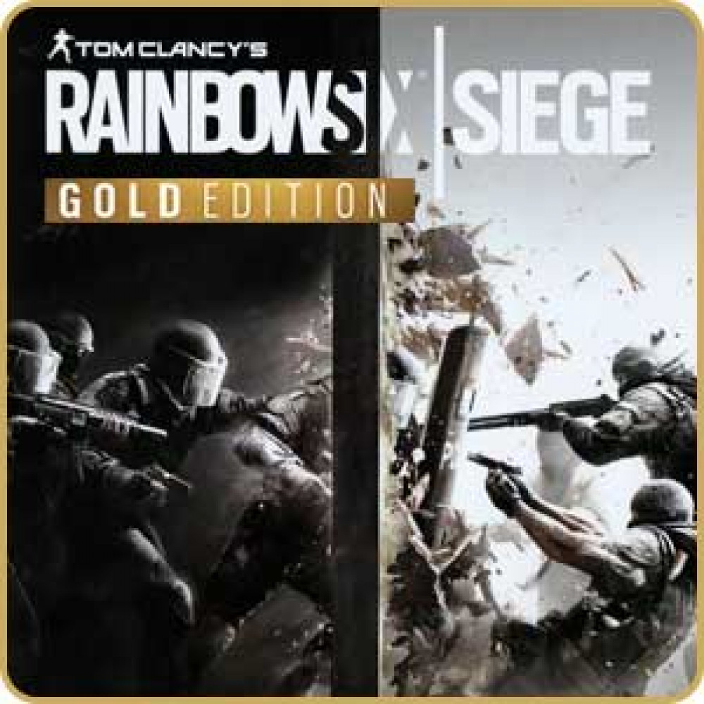 Tom Clancy's Rainbow Six: Siege (Осада) Gold Edition