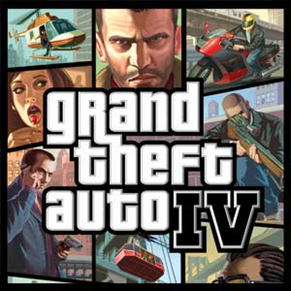 GTA 4 (Grand Theft Auto IV) Complete Edition