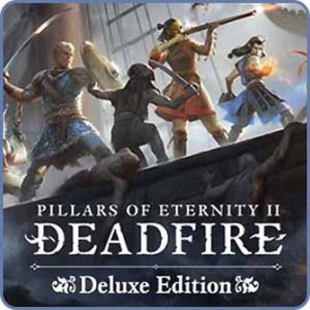 Pillars of Eternity 2: Deadfire Deluxe Edition