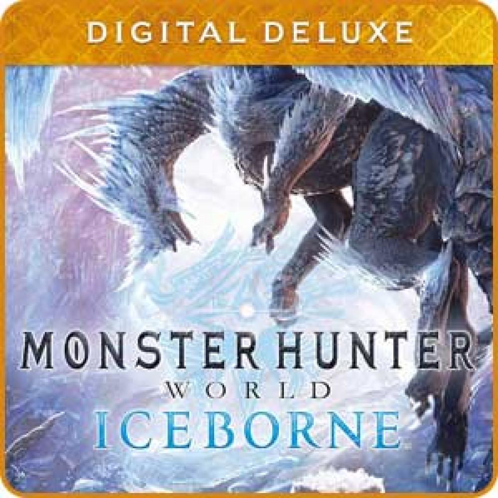 Monster Hunter World: Iceborne Digital Deluxe