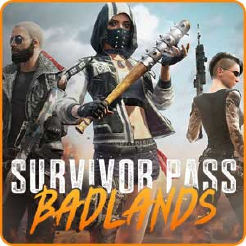 Playerunknown's Battlegrounds DLC: Survivor Pass 5 (Badlands)